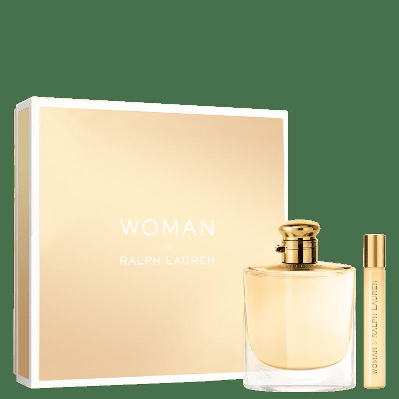Kit Ralph Lauren Woman Eau de Parfum Feminino 100ml + Rollerball 10ml