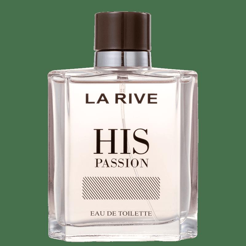 La Rive His Passion Eau de Toilette Masculino