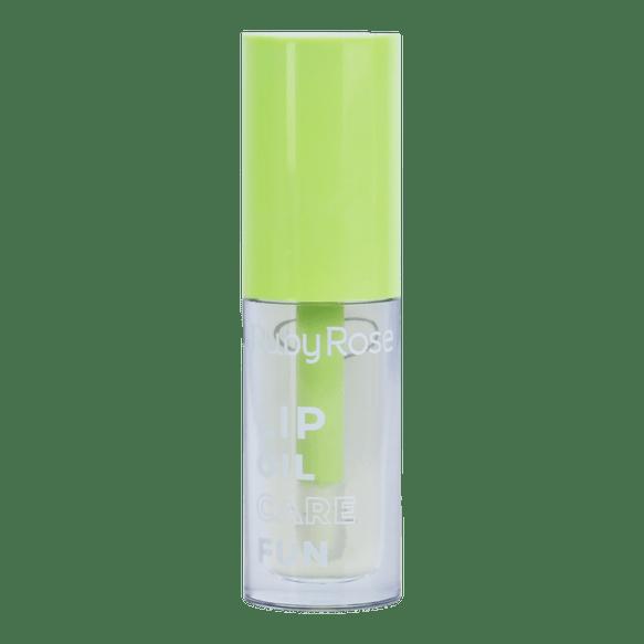 Lip Oil Care Fun Ruby Rose Bala de Coco 3ml