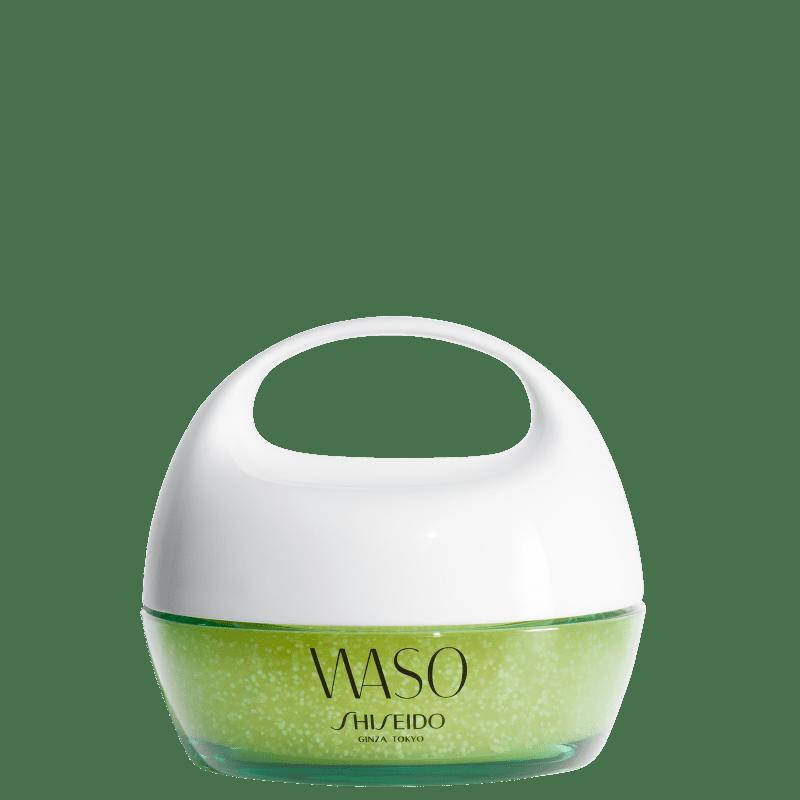 Máscara Noturna Hidratante Shiseido WASO Beauty Sleeping Mask 80ml