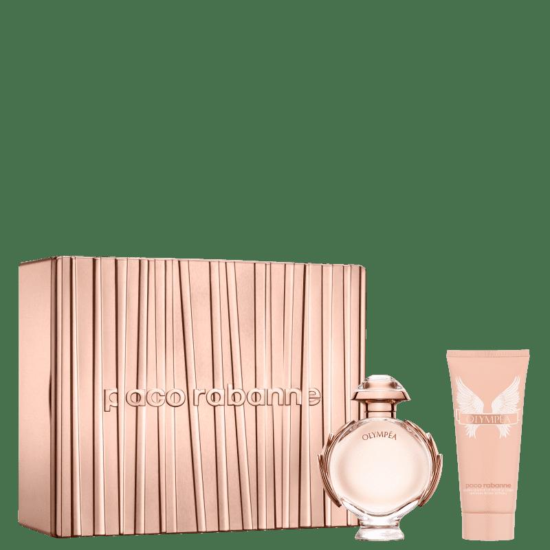 Kit Olympéa Paco Rabanne Eau de Parfum Feminino 80ml + BL 100ml