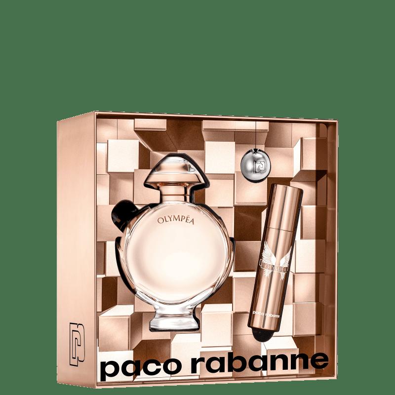 Kit Paco Rabanne Olympéa Eau de Parfum Feminino 50ml + TS 10ml
