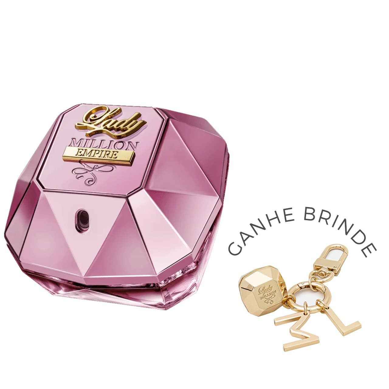 Paco Rabanne Lady Million Empire Eau de Parfum Feminino