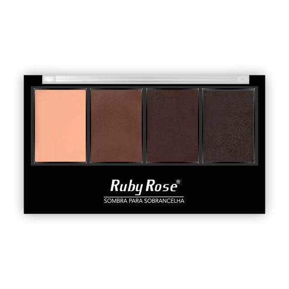 Paleta para Sombrancelhas Ruby Rose