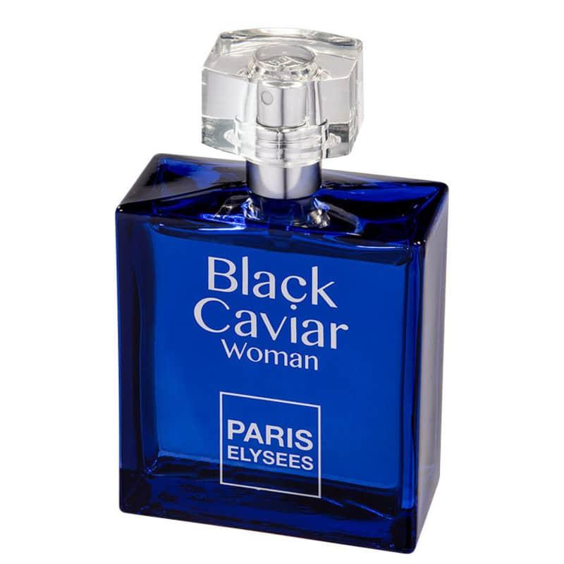 Paris Elysees Black Caviar Woman Eau de Toilette Feminino