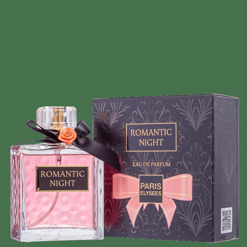 Paris Elysees Romantic Night Eau de Parfum Feminino