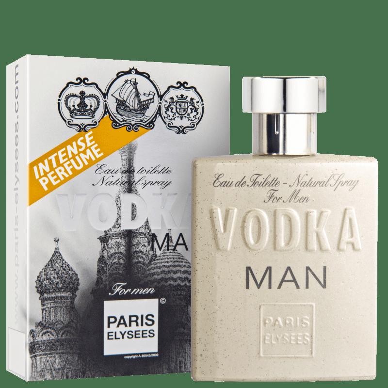 Paris Elysees Vodka Man Eau de Toilette Masculino