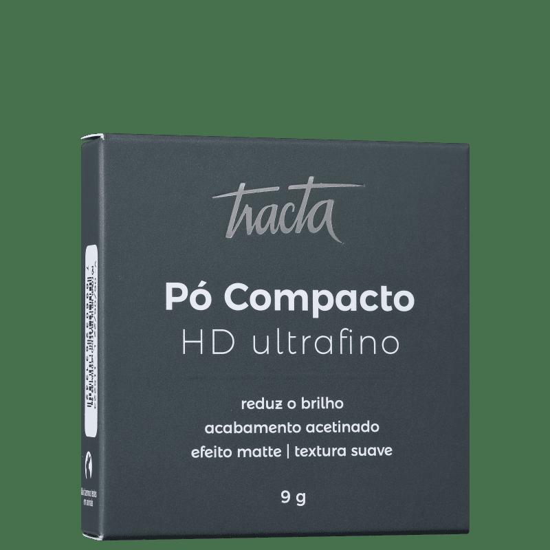 Pó Compacto Tracta HD Ultrafino 9g