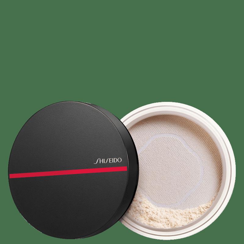 Pó Solto Shiseido Synchro Skin Invisible Silk Loose 6g