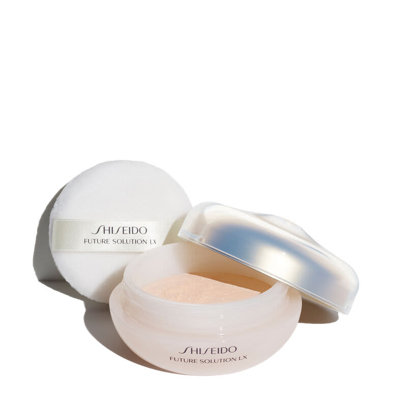 Pó Solto Translúcido Shiseido Future Solution LX Total Radiance 10g