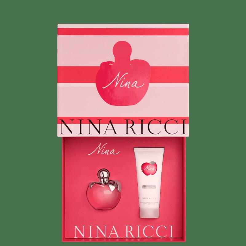 Ricci Nina Nina Eau de Toilette 80ml + BL 100ml