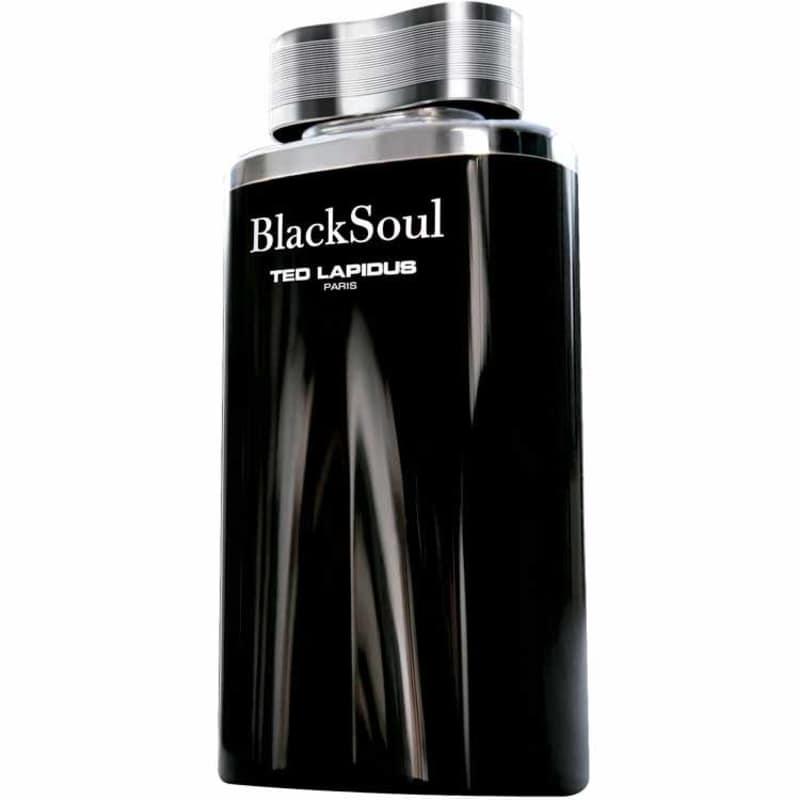 Ted Lapidus Black Soul Eau de Toilette Masculino