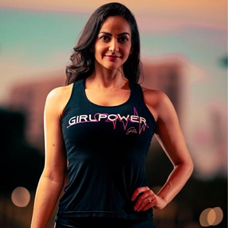 Regata Girl Power Preta