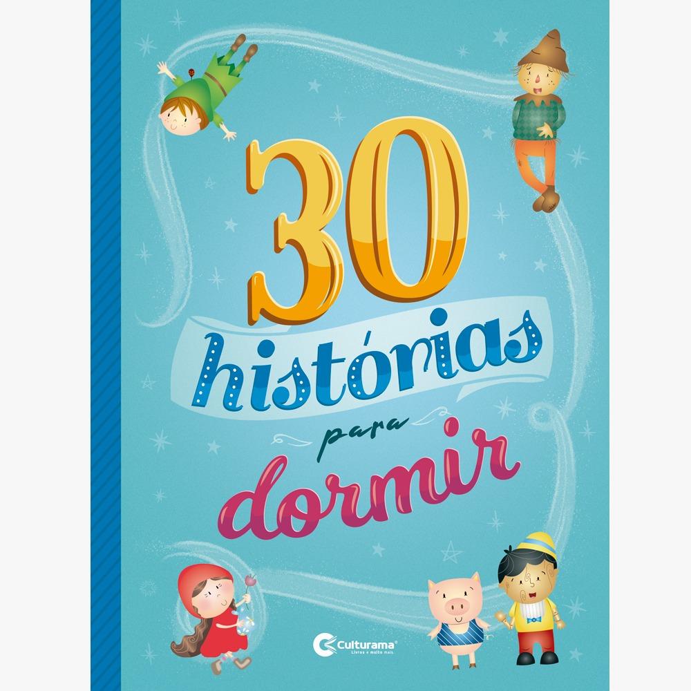 30 HISTÓRIAS PARA DORMIR