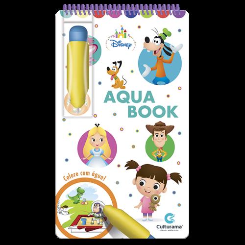 AQUA BOOK DISNEY BABY