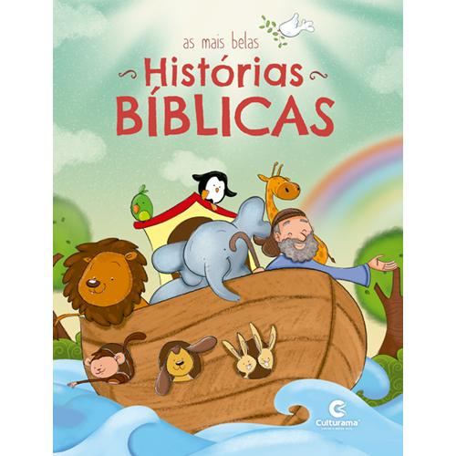 AS MAIS BELAS HISTÓRIAS BÍBLICAS