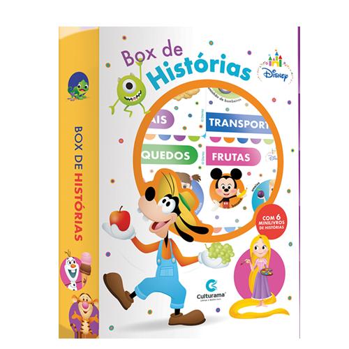 BOX DE HISTÓRIAS DISNEY BABY