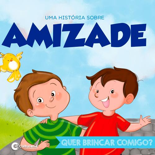 COLEÇÃO VALORES - AMIZADE