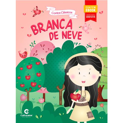 CONTOS CLÁSSICOS RECORTADOS - BRANCA DE NEVE