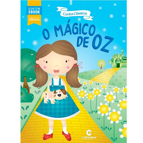 CONTOS CLÁSSICOS RECORTADOS - MÁGICO DE OZ