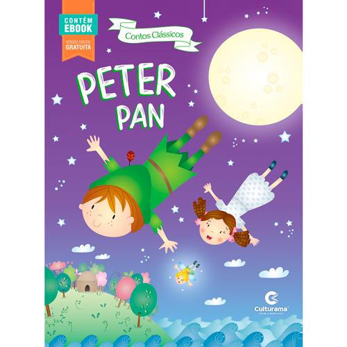 CONTOS CLÁSSICOS RECORTADOS - PETER PAN