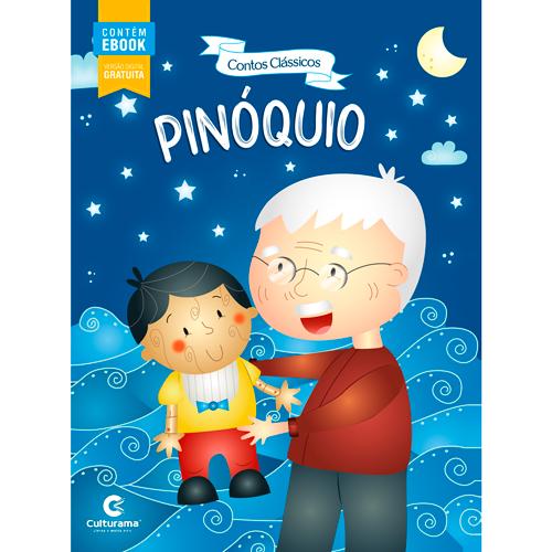 CONTOS CLÁSSICOS RECORTADOS - PINÓQUIO
