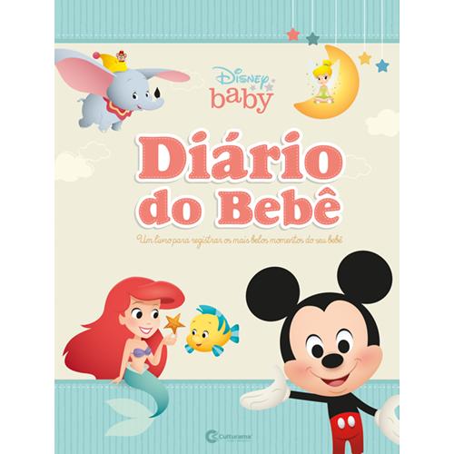 DIÁRIO DO BEBÊ - DISNEY BABY