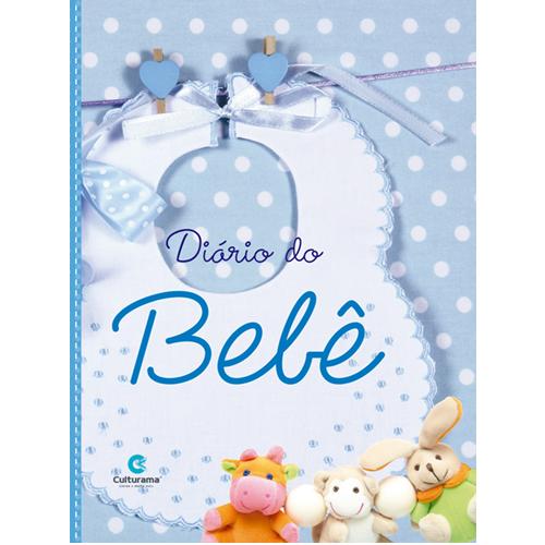 DIÁRIO DO BEBÊ MENINOS