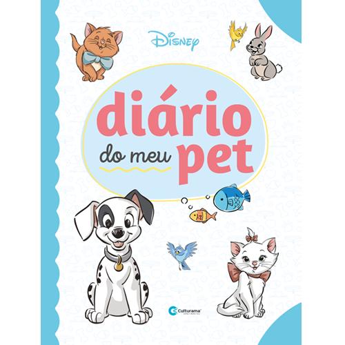 DIÁRIO DO MEU PET - DISNEY