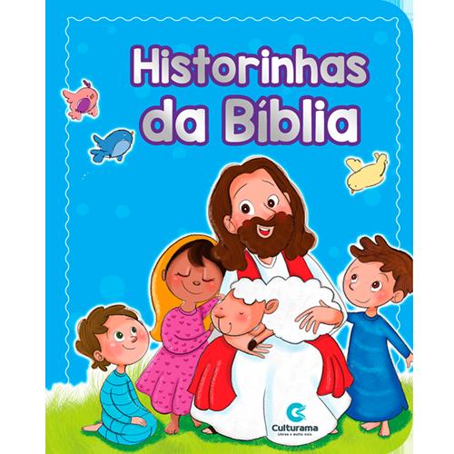 HISTORINHAS DA BÍBLIA - AZUL