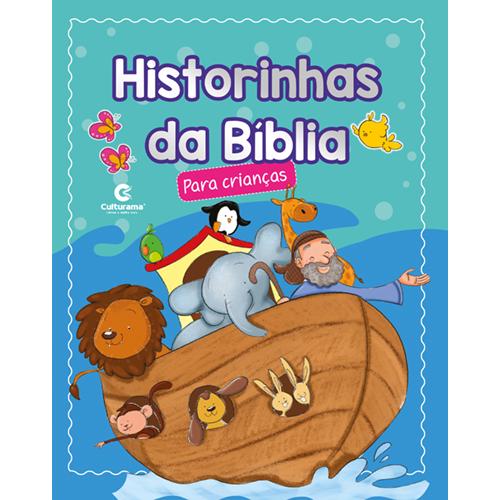 HISTORINHAS DA BÍBLIA PARA CRIANÇAS