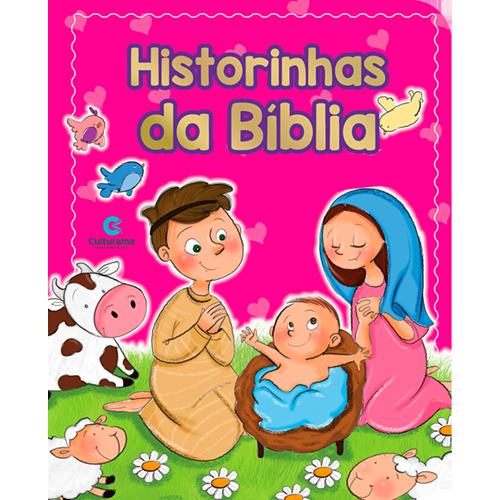HISTORINHAS DA BIBLIA PARA MENINAS