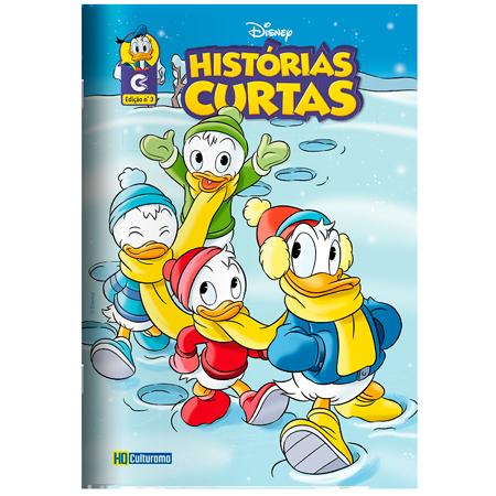 HQ DISNEY HISTÓRIAS CURTAS ED. 3