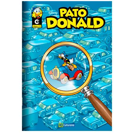 HQ DISNEY PATO DONALD ED. 12