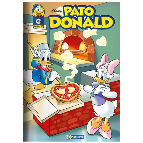 HQ DISNEY PATO DONALD ED. 27