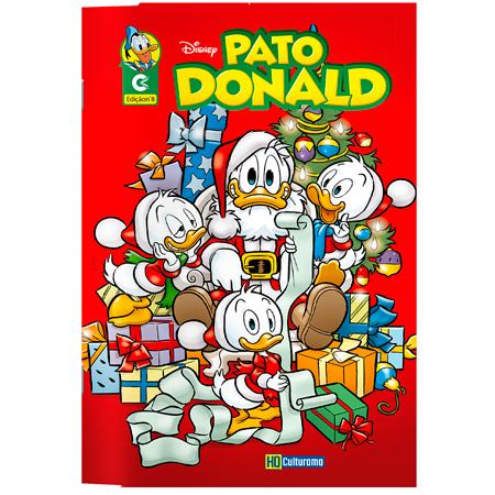 HQ DISNEY PATO DONALD ED. 8