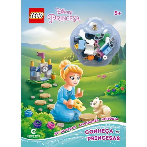 LEGO DISNEY PRINCESAS: CONHEÇA AS PRINCESAS
