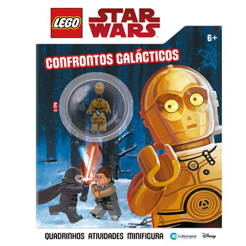 LEGO STAR WARS: CONFRONTOS GALÁCTICOS