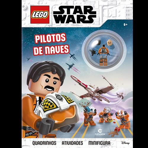 LEGO STAR WARS: PILOTOS DE NAVES