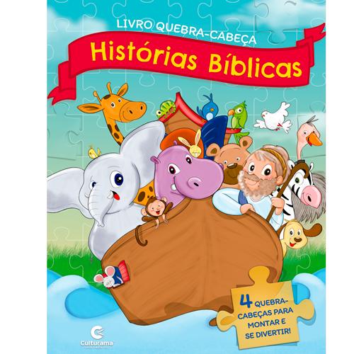 LER E BRINCAR HISTÓRIAS BÍBLICAS