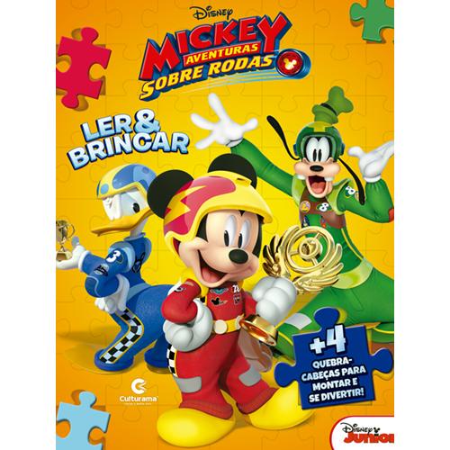 LER E BRINCAR MICKEY