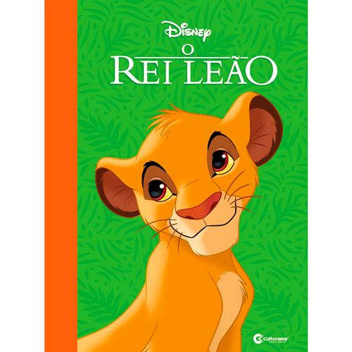 LIVRO RECORTADO DISNEY - O REI LEÃO