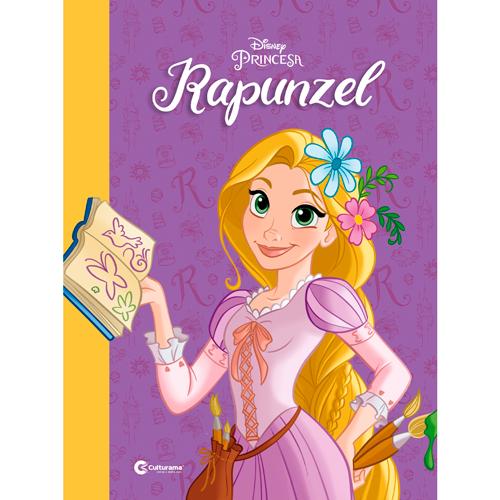 LIVRO RECORTADO DISNEY - RAPUNZEL