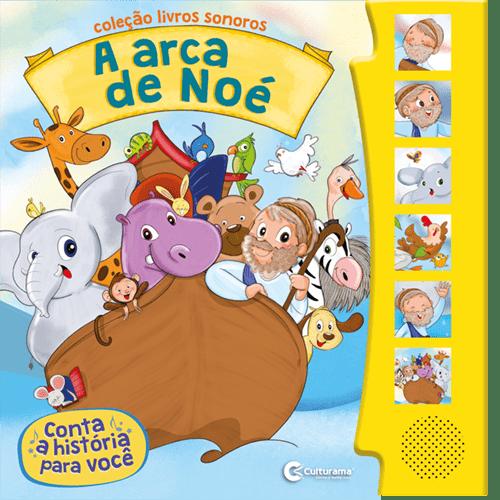 LIVRO SONORO ARCA DE NOE