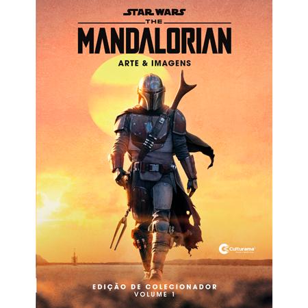 THE MANDALORIAN - ARTE E IMAGENS - VOLUME 1