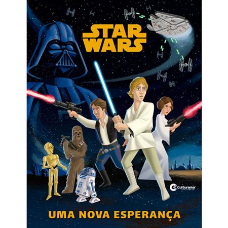 STAR WARS: UMA NOVA ESPERANCA