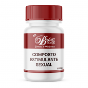 COMPOSTO ESTIMULANTE SEXUAL - 30 ou 60 DOSES