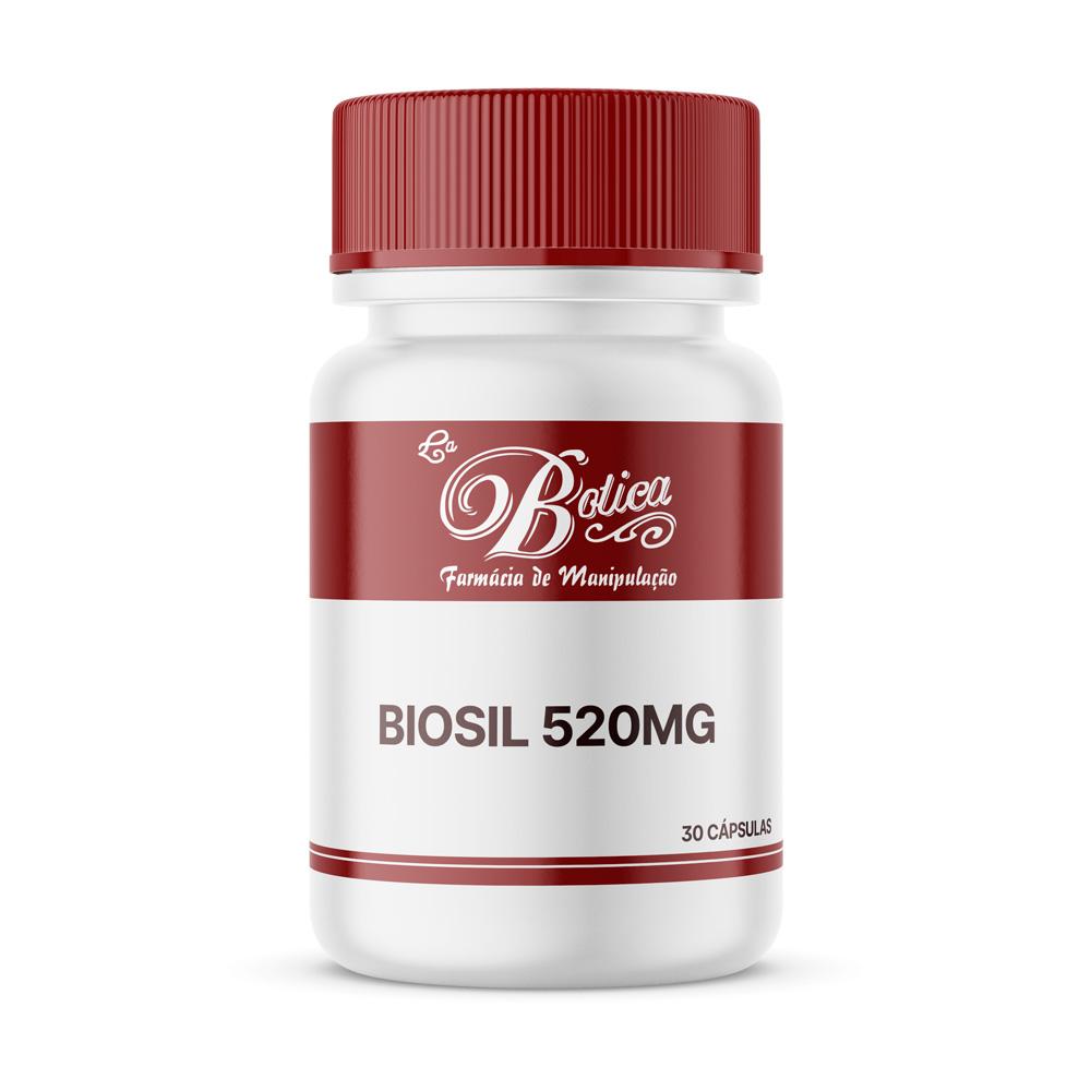 BIOSIL - 30 OU 60 CÁPSULAS