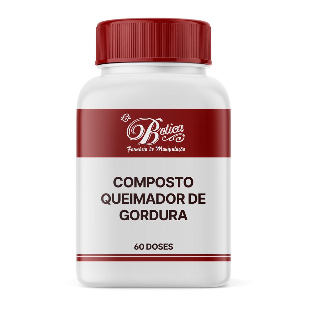 COMPOSTO QUEIMADOR DE GORDURA