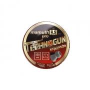 CHUMBINHO MAMUTH PRO 4,5 COM 500 UND - TECHNOGUN